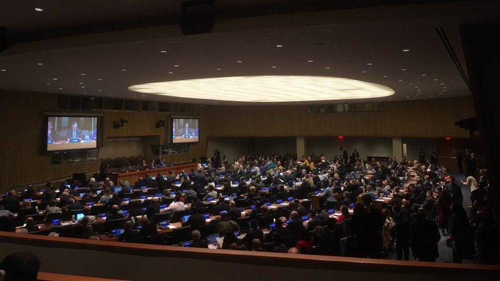 UN Statistical Commision